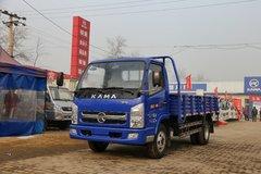 凯马 骏腾 95马力 4X2 4.2米自卸车(KMC3042ZLB33D4) 卡车图片