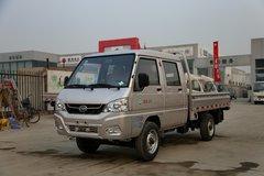 凯马 锐菱 1.1L 60马力 汽油/CNG 2.55米双排栏板微卡(KMC1030L27S5) 卡车图片
