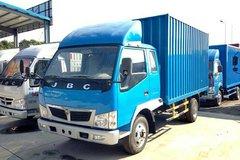 金杯 领驰 108马力 4X2 3.8米排半厢式轻卡(SY5044XXYBQ-Z1) 卡车图片