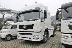 东风华神 御龙重卡 375马力 6X4 CNG牵引车(EQ4250GLN2) 卡车图片