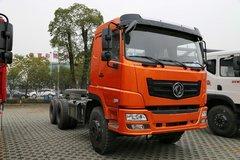 东风神宇 御龙 340马力 6X4 5.2米自卸车底盘(EQ3258GLJ1) 卡车图片