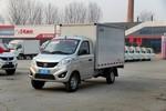 福田 伽途T3 1.3L 87马力 汽油 2.8米单排厢式微卡(BJ5036XXY-D3)