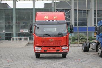 一汽解放 J6L中卡 加强型 180马力 4X2 6.8米排半栏板载货车(CA1160P62K1L3A1E4)
