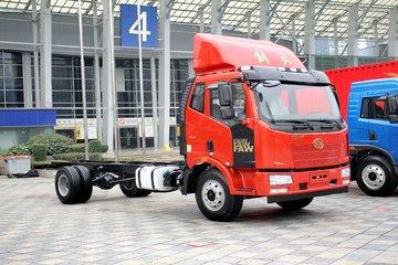 一汽解放 J6L中卡 领航版 180马力 4X2 6.8米载货车底盘(CA1160P62K1L3A1E4)