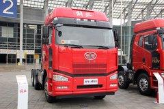 一汽解放 J6P重卡 500马力 6X4牵引车(CA4250P66K24T1A1HE4) 卡车图片