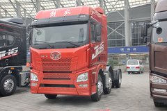 青岛解放 JH6重卡 420马力 6X2牵引车(CA4250P25K24T3E4) 卡车图片