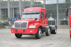 一汽柳特 安捷(L5R)重卡 350马力 6X2长头牵引车(CA4232K2E4R5T3A90) 卡车图片