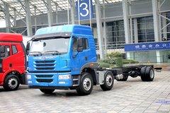 青岛解放 悍V重卡 260马力 6X2 9.5米载货车底盘(CA5200CCYP1K2L7T3E5A80-1)
