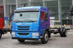 青岛解放 龙V中卡 180马力 4X2 6.7米载货车底盘(CA1168PK2L2E5A80) 卡车图片
