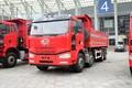 一汽解放 J6P重卡 460马力 8X4自卸车底盘(300轮减桥)(CA3310P66K24L6BT4AE5)