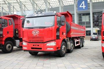 一汽解放 J6P重卡 420马力 8X4 7.2米自卸车(CA3310P66K24L3T4AE5)