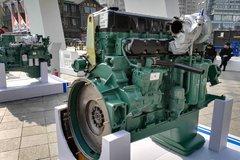 锡柴CA6DM3-42E5 420马力 12.5L 国五 柴油发动机