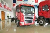 江淮 格尔发A5中卡 160马力 4X2 6.8米栏板载货车底盘(HFC1161P3K1A50S3V)