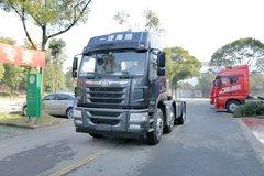 青岛解放 悍V准重卡 350马力 6X2牵引车(法士特)(CA4227P1K15T3E4A80) 卡车图片