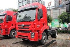上汽红岩 杰卡C100重卡 290马力 4X2牵引车(CQ4185ZMVG361) 卡车图片