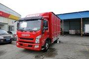 跃进 超越C500-33 舒适版 140马力 4X2 4米单排厢式轻卡(NJ5041XXYZFDCWZ)