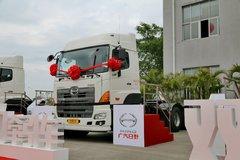 广汽日野 700系列重卡 450马力 6X4牵引车(YC4251SS1EK4) 卡车图片