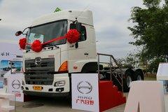 广汽日野 700系列重卡 420马力 6X4牵引车(危险品)(YC4250SS2PK4) 卡车图片
