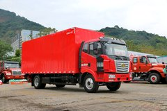 一汽柳特 金陆中卡 220马力 6X2 9.6米厢式载货车(LZT5250XXYPK2E4L8T3A95)