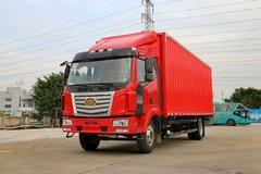 一汽柳特 金陆中卡 160马力 4X2 7.7米厢式载货车(LZ5161XXYPK2E4L5A95) 卡车图片