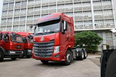 东风柳汽 乘龙H7重卡 450马力 6X4牵引车(红色)(LZ4251M7DA) 卡车图片