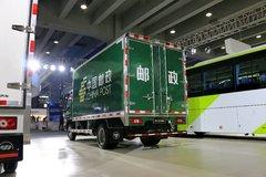 福田 奥铃CTX 156马力 4.165米单排厢式轻卡(邮政车)(BJ1069VCJEA-F1)
