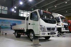 福田 奥铃TX 103马力 汽油/CNG 4.2米单排栏板轻卡(BJ1049V9JW6-AA) 卡车图片