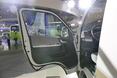 福田商务车 风景G7 129马力 5.32米轻客