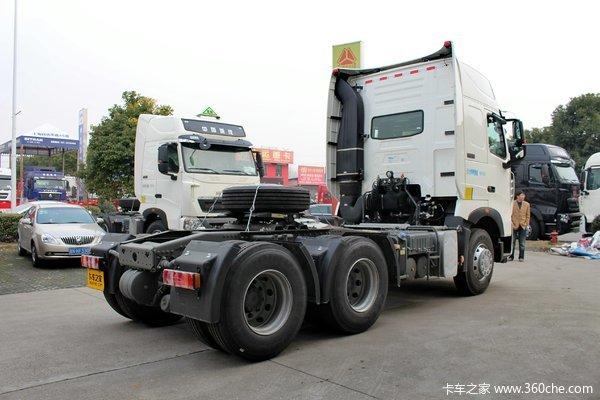 豪沃T7H智能卡车的安全之道危险品不再危险