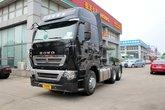 中国重汽 HOWO T7H重卡 440马力 6X4牵引车(速比:3.7)(ZZ4257V324HE1B)
