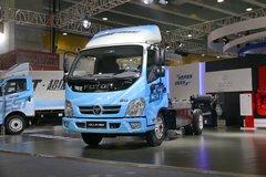 福田 奥铃EST 超级卡车 82马力 4.165米单排厢式轻卡底盘(纯电动)(BJ5041XXYEV) 卡车图片