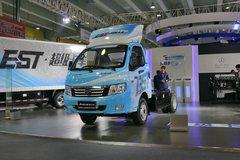 福田 欧马可EST 纯电动超级卡车 95马力 轻卡底盘(BJ1036EVJA2) 卡车图片