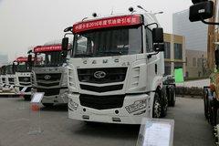 华菱 汉马重卡 350马力 6X2LNG牵引车(HN4250NGX35C2M5) 卡车图片