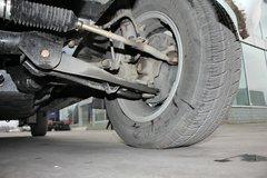 陕西通家 电牛一号 38马力 纯电动封闭厢式货车 卡车图片