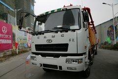 华菱重卡 430马力 8X4 混凝土泵车(AH5430THB0L4)