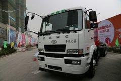 华菱重卡 270马力 6X4 随车吊(HN5251JSQ0L4)