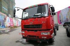 华菱重卡 336马力 8X4 随车吊底盘(HN5310JSQ0L4)
