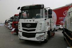 华菱 汉马 180马力 4X2 扫路车(CLQ5160TXS4HN)
