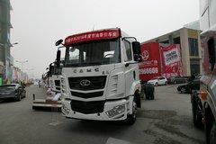 华菱 汉马中卡 180马力 4X2载货车底盘(HN1160E8M4J)