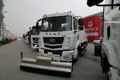 华菱 汉马 180马力 4X2 高压清洗车(AH5160GQX0L5)