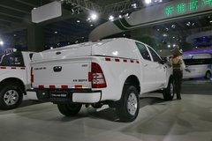 福田 拓陆者E5 精英版 2.8L柴油 116马力 四驱 双排皮卡 卡车图片