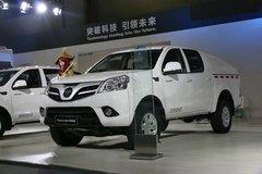 福田 拓陆者E5 精英版 2.8L柴油 116马力 四驱 双排皮卡