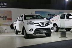 福田 拓陆者E3 2.8L柴油 95马力 两驱 双排皮卡 卡车图片
