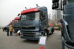 华菱 星凯马重卡 420马力 6X4牵引车(HN4250A37C3M4) 卡车图片