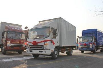 江淮 帅铃H330 130马力 4.12米单排厢式轻卡(HFC5043XXYP71K1C2V)