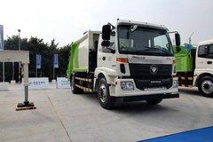 福田欧曼ETX 3系 210马力 4X2 垃圾车(BJ5162ZYSE5-H1)