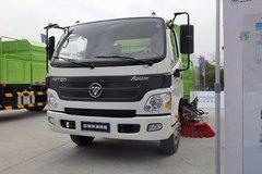 福田欧马可3系 141马力 4X2 3T清洗车(BJ5082TXSE5-H1)