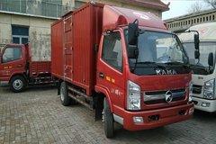 凯马 骏驰 116马力 4.2米单排厢式轻卡(KMC5046XXY33D4) 卡车图片