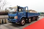 奥驰 D5系列 154马力 6X2 6.8米排半载货车