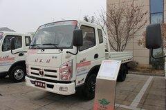 奥驰 V1系列 82马力 3.3米排半栏板轻卡(FD1040W16K) 卡车图片